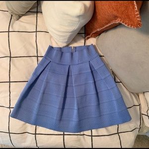 Blue Skirt from Honey Punch (Dry Goods)